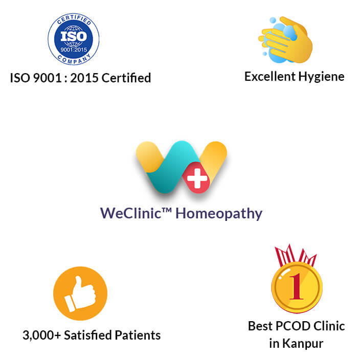 PCOS PCOD WeClinic Homeopathy